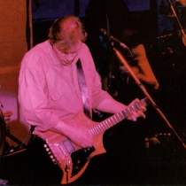 David Gilmour - Roger Griffin guitar 1984