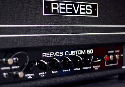 Reeves Custom 50 review |