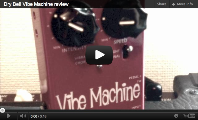 vibe machine reviews
