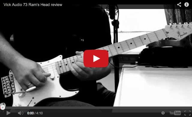 Vick Audio 73 Ram U2019s Head Review