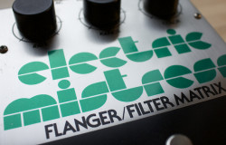 gilmourish.com - Electro Harmonix Electric Mistress