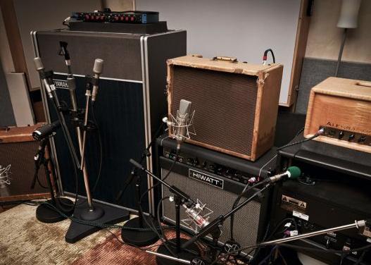 David Gilmour - Alembic F-2B