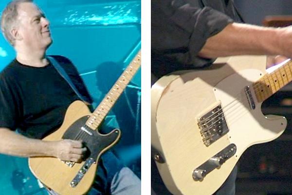David Gilmour - Telecaster 52