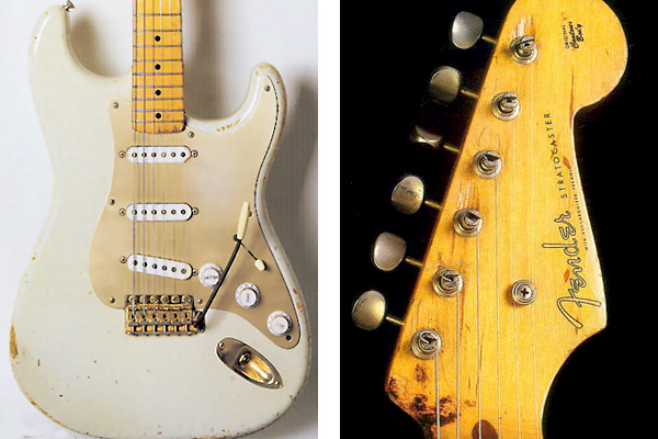 fender stratocaster serial numbers value