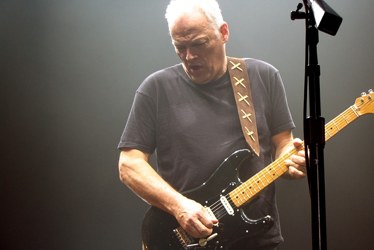 David Gilmour - Classic Tone Comfortably Numb