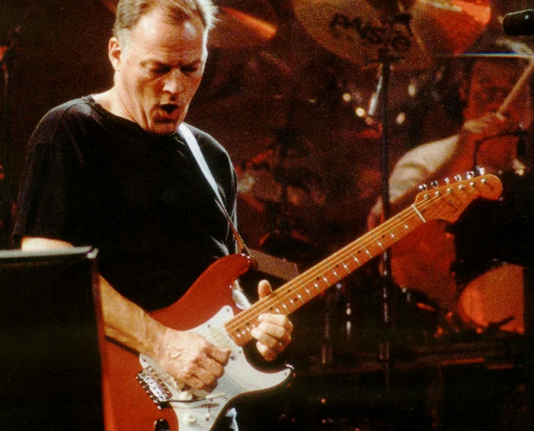 David Gilmour - Classic Tone Shine on You Crazy Diamond