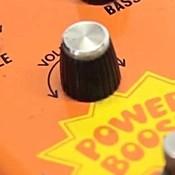 David Gilmour Classic Gear Power Boost