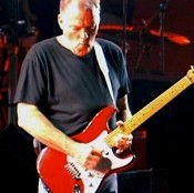 David Gilmour - Red Strat