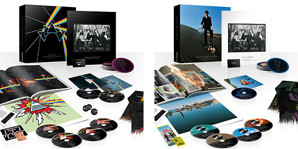 Pink Floyd Immersion Box