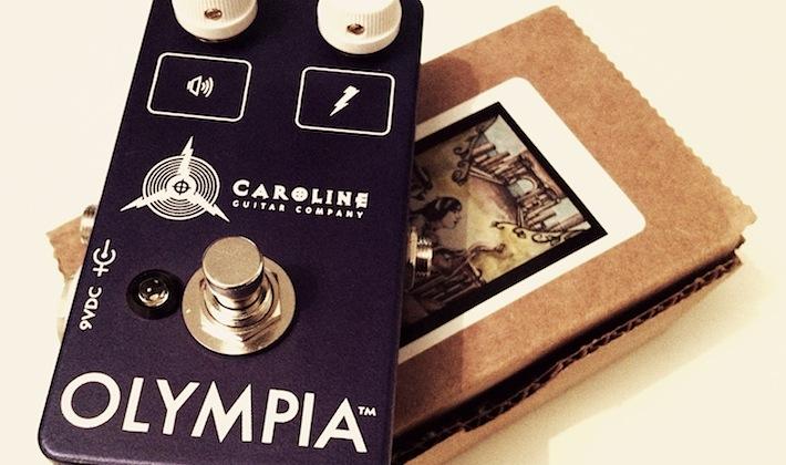 Caroline Olympia fuzz review
