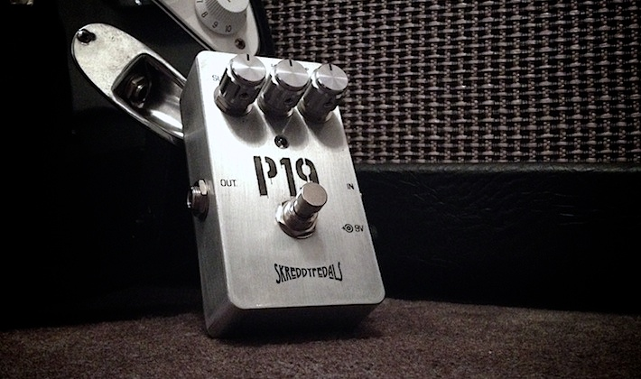 Skreddy Pedals P19 review