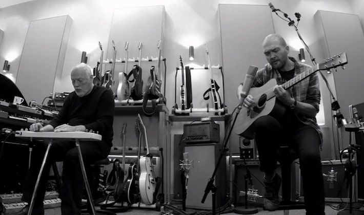 David Gilmour Ben Watt The Levels