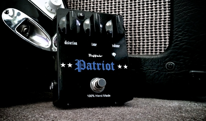 Buffalo FX Patriot review