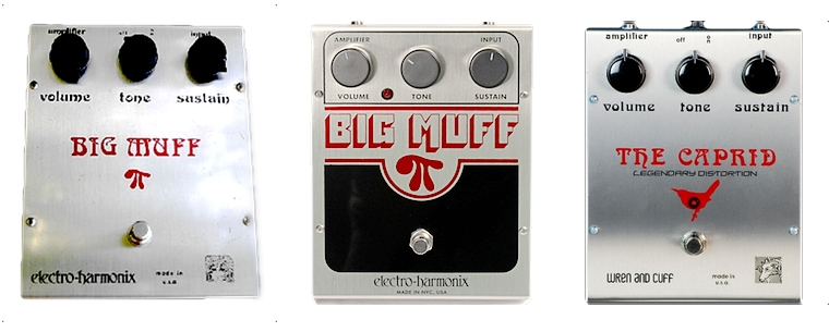 The Big Muff tone tutorial | Gilmourish Com - The largest