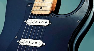 gilmourish.com - The Black Strat