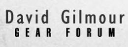 gilmourish.com - david gilmour gear forum