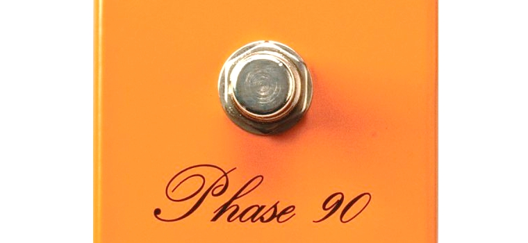 Buyer's Gear Guide - MXR Phase 90