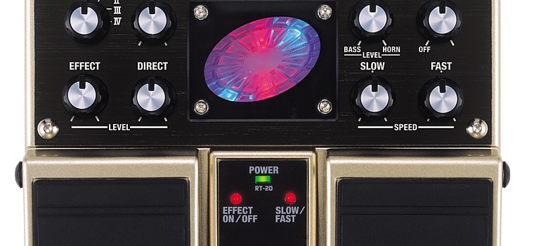 Buyer's Gear Guide - Boss RT-20 Chorus Ensemble