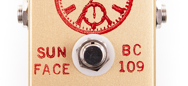 Buyer's Gear Guide - AnalogMan SunFace BC109