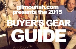 gilmourish.com - Buyer's Gear Guide 2015
