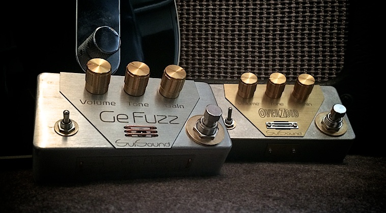 gilmourish.com - SviSound OverZiod Ge Fuzz review