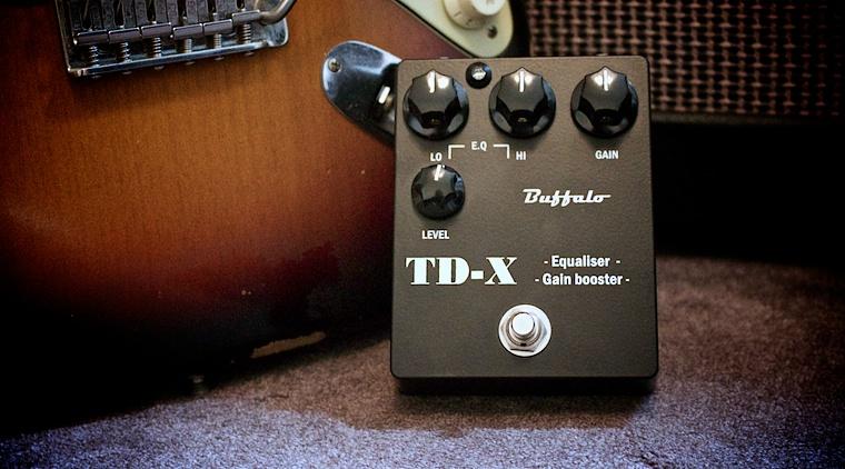 gilmourish.com - Buffalo FX TD-X