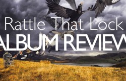 David Gilmour - Rattle That Lock album review