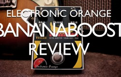 Electronic Orange Bananaboost review