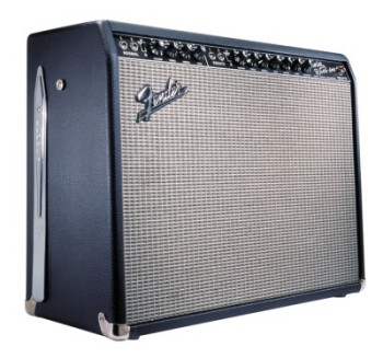 A loud Fender Twin has a typical mids scooped tone and very little compression. You get lots of headroom and pristine clean tones but it is not that suitable for fuzz and other uncompressed square wave clipping pedals.
