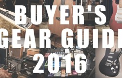 Buyer's Gear Guide 2016