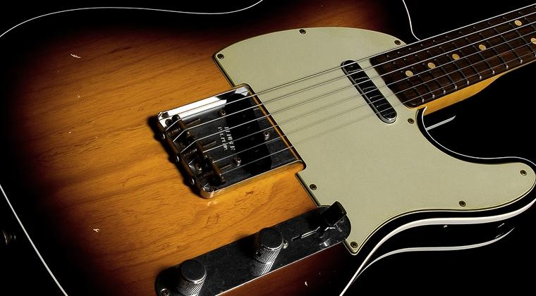David Gilmour - Tone Telecaster