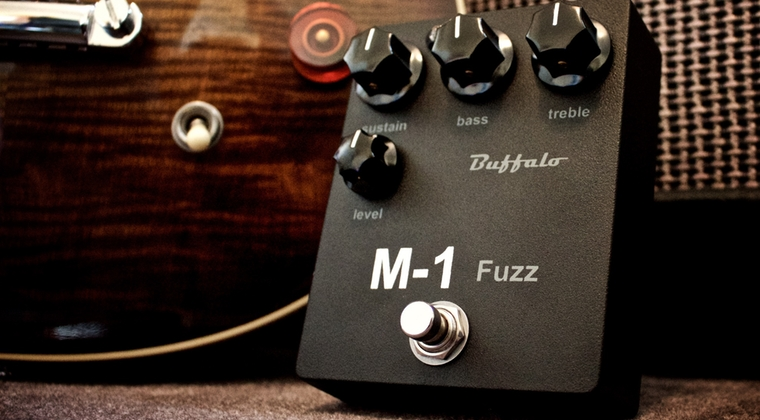 Buffalo FX M1 Fuzz review