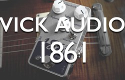 Vick Audio 1861 featured