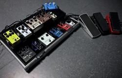 bjornriis.com pedalboard