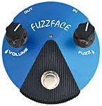 Buyer's Gear Guide - Dunlop Fuzz Face Mini blue