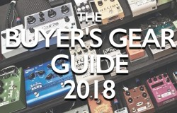 Buyer's Gear Guide 2018 David Gilmour