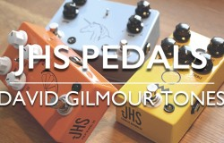 JHS Pedals David Gilmour