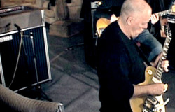 David Gilmour rotary sounds with pedals