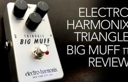 David Gilmour - EHX Triangle Big Muff Pi