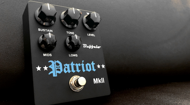 Buffalo FX Patriot MkII review - gilmourish.com