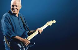 David Gilmour Christies