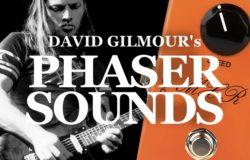 David Gilmour phaser tones