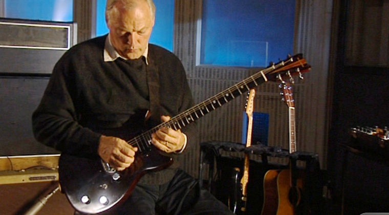 David Gilmour Bill Lewis