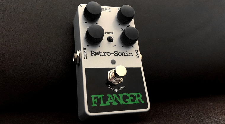 Gilmourish Retro-Sonic Flanger