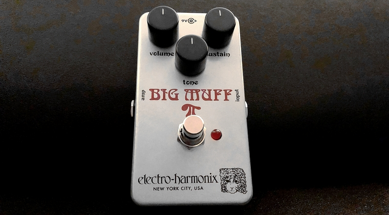Gilmourish - Electro Harmonix Ram's Head Big Muff