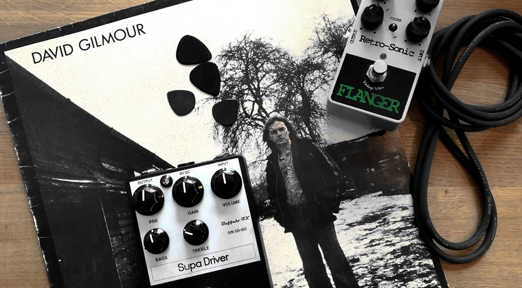 David Gilmour - Top Gilmourish pedals of 2019