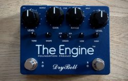 gilmourish - DryBell The Engine review